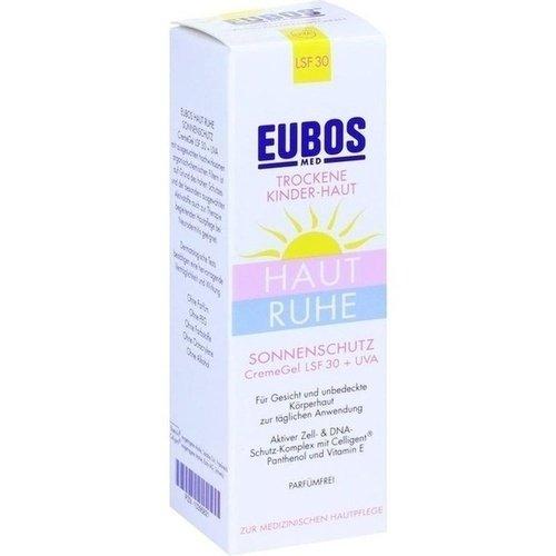 EUBOS KINDER Haut Ruhe Sonnensch.Cr.Gel LSF 30+UVA 50 ml