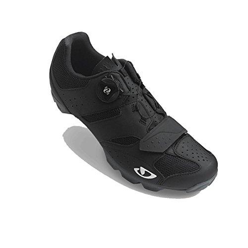 Giro Damen Cylinder MTB Radsportschuhe - Mountainbike, Schwarz (Black 000), 39 EU