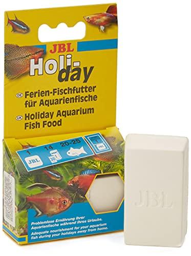 JBL 40310 – Alimento para Todos los Tipos de Peces de Acuario, Bloque de Comida para Las Vacaciones 🔥