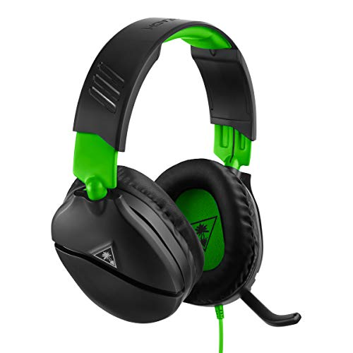 Turtle Beach Recon 70X Casque Gaming - Xbox One, Nintendo Switch, PS4 et PC