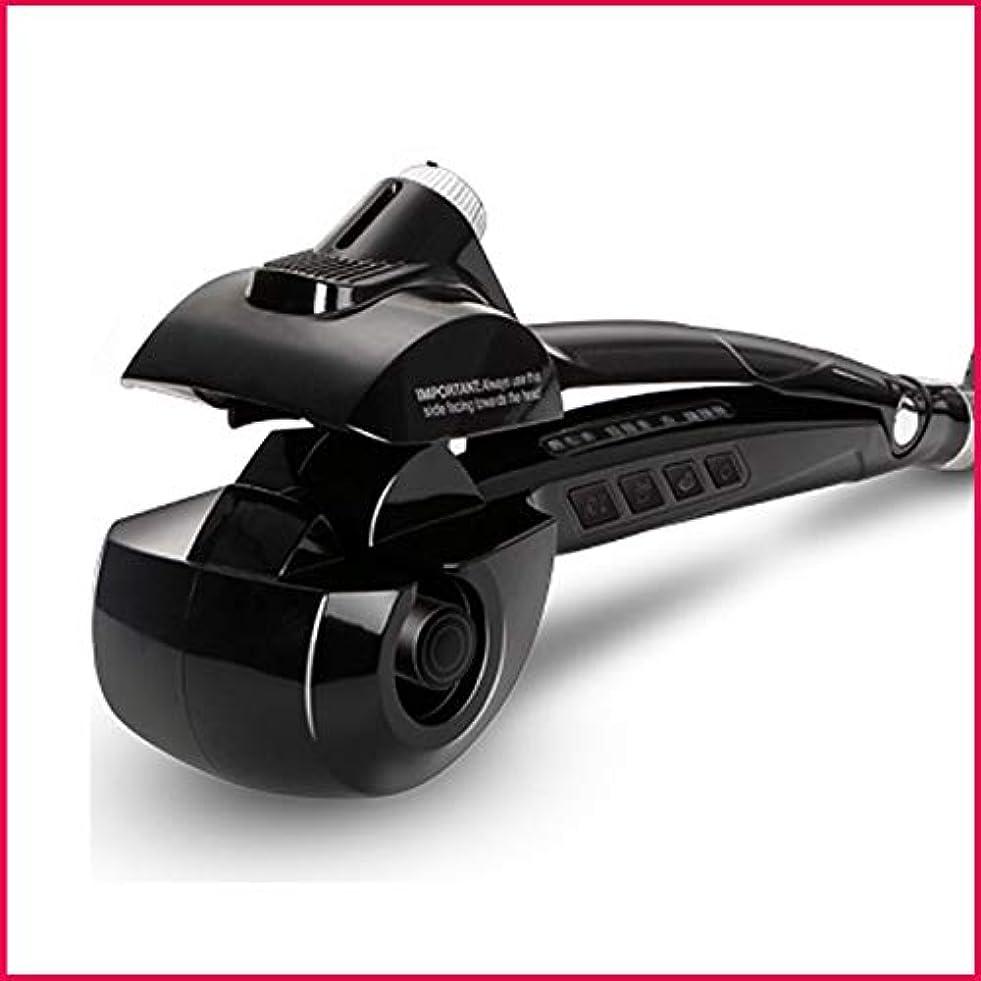 管理します満足させる追放CHIBE I 液晶スプレー 全自動 カーラーセ ラミック 梨花 アイロンのダメージを 受けないヘアアイロン ヘアケア ホットカーラー