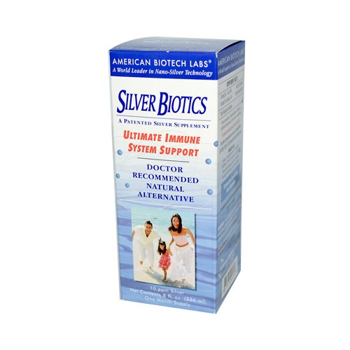 Silver Biotics 8 OZ