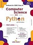 Best Python Book - Computer Science with Python: Textbook for CBSE Class Review