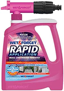 Wet & Forget Rapid Application 2L Moss and Mould Remover