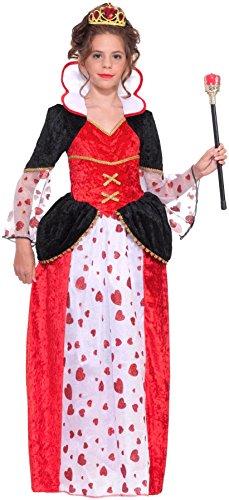 Forum Novelties Queen of Hearts Costume, Small