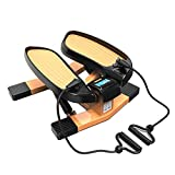 ALYR Mini Stepper Twister Multifonctionnel Stepper d'appartement Portable Up Down Steppers...