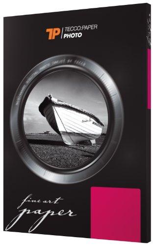 TECCO:PHOTO PFR295 FineArt Rag, 100% Baumwolle, säurefrei, Wilhelm Research Certified, 295 g/m², DIN
