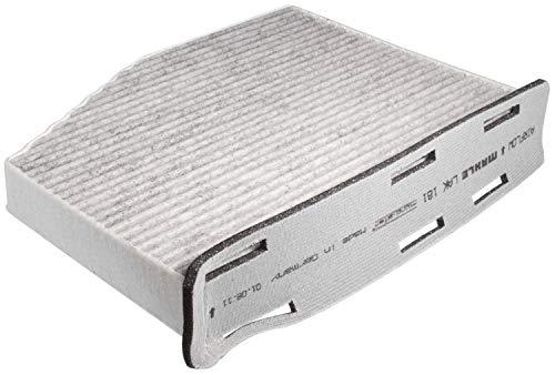 Mahle Filter LAK181 Filtro De Habitáculo Con Carbón Activo