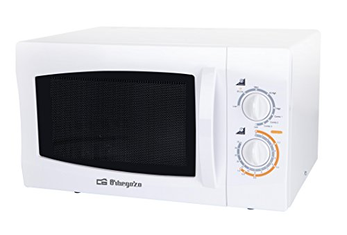 Orbegozo MIG 2322 Microondas con 5 Niveles, 800 W, 23 L, 23 litros, Negro