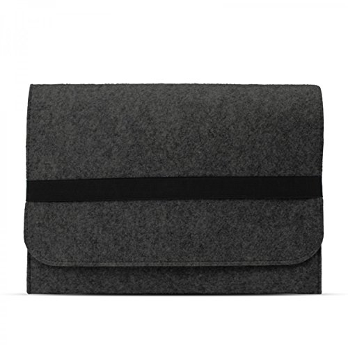 eFabrik beschermhoes voor HP Spectre x360 hoes 13,3 inch (15-ap006ng) (ook geschikt voor HP Elitebook x360) Ultrabook Laptop Case Soft Cover Beschermhoes Sleeve Vilt