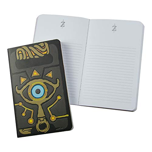 Nintendo The Legend of Zelda Sheikah Eye Notizbuch