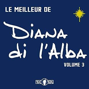 Le meilleur de Diana di l'Alba, Vol. 3