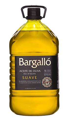 Garrafa 5l Aceite de Oliva Suave Olis Bargalló | Origen España
