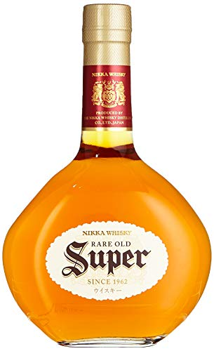 Nikka Super Whisky Rare Old Rich and Smooth (1 x 0.7 l)