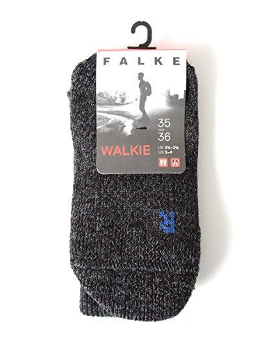 (ファルケ) FALKE WALKIE/ウォーキー リブソックス・16480 (42-43(27.0~28.0cm) / smog(col.3150))
