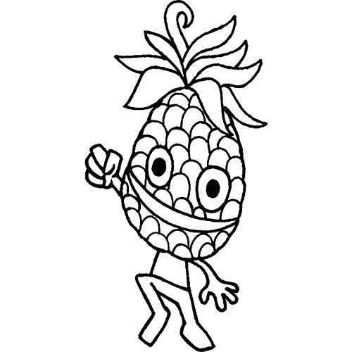 A8 'Faust Punsch Ananas' Stempel (Unmontiert) (RS00015566)