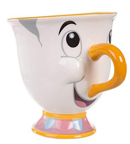 Disney - Tassilo - Die Schöne und das Biest - Tasse | offizielles Merchandise