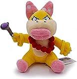 NC88 Mario Juguetes de Peluche Figura de muñeca Wendy Koopa 20cm Lindo Juguete de Felpa decoración d...