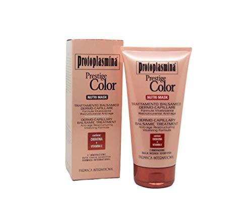 Protoplasmina nutri-mask 150ml trattamento balsamico dermo-capillare per capelli disseccati sfibrati e fragili