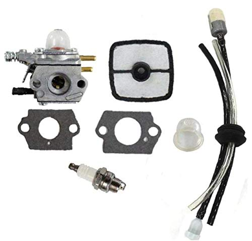 Carburador con el filtro de aire para C1U-K51 Echo HC-1500 HC-1600-HC 1800 HC-2000-HC 2400 HC-2410 Cortacésped Piezas de repuesto