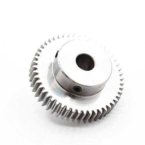 Ochoos hot Sale 1 mod Spur Gear 1M15/20/16/18/35/50/60/25/30/40teeth 1M20T Motor protruding Gear Rack Hole 4/5/6/6.35/7/8/10/12/15 CNC - (Number of Teeth: 35T Inner Hole 8mm)