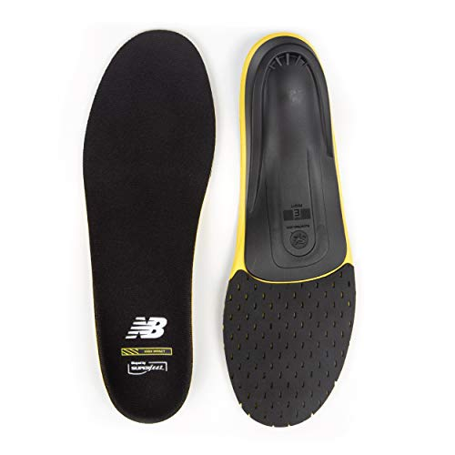 New Balance Sport High Impact Insole, Vibrant Yellow, XXX-Large/15.5-17 Mens
