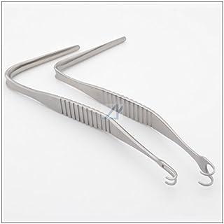Aufricht Walter Nasal Retractor Surgical Instruments (Head Width: 0.5cm)