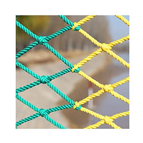 Red de Escalada Neto de Escalada Infantil, Neto de Seguridad para niños, Neta de Seguridad de barandilla, decoración de la Cerca de protección, Diámetro de la Cuerda Neta 12mm / 0.039ft