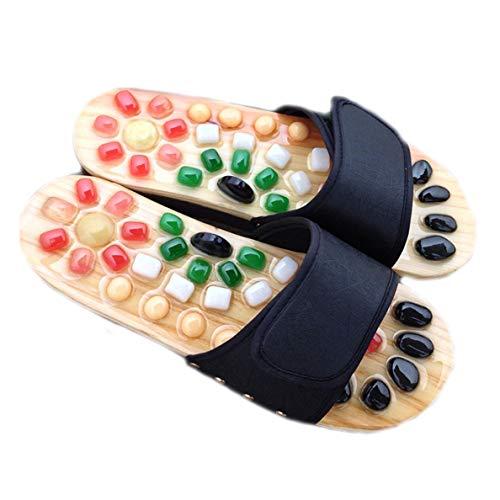 Zapatillas de Masaje Yoga Fitness Zapatillas de Masaje Salud Masaje de pies...