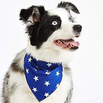 Pet Pooch Boutique Bandana pour Chien à étoiles