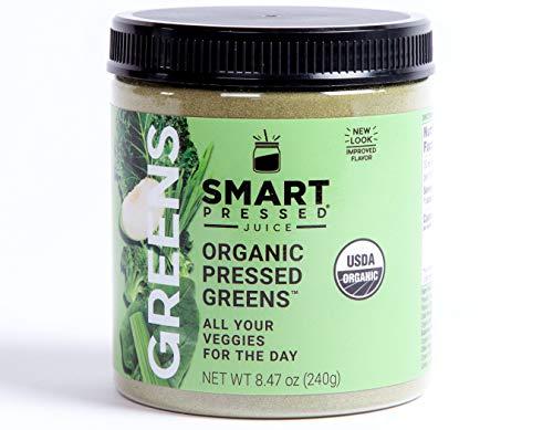 Smart Pressed Organic Greens Superfoods...