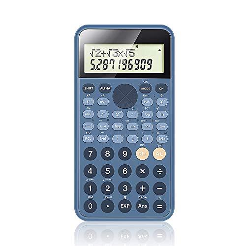 Calculadora de papelería 12 Calculadora científica 240...