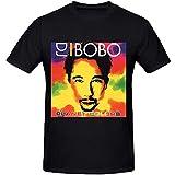 Photo de ITU DJ Bobo Planet Colors Custom T Shirts Design Round Neck