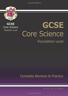 GCSE Core Science Complete Revision & Practice - Foundation