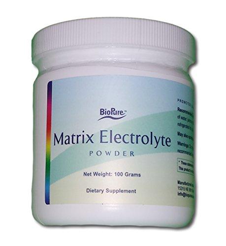 BioPure Matrix Electrolyte Powder (100 grams)