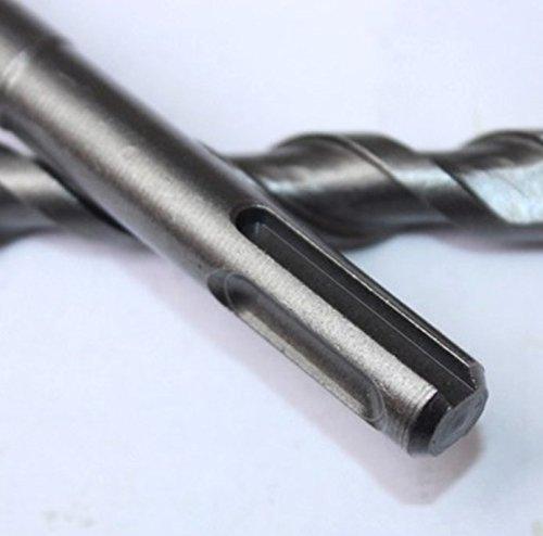 necker『超硬ドリルSDSプラスシャンク200mm5本(b01n10ndlw)』