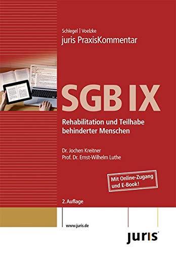 juris PraxisKommentar SGB / juris PraxisKommentar SGB IX: Rehabilitation und Teilhabe behinderter Menschen