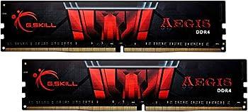 G.SKILL Aegis 32GB (2 x 16GB) PC4-25600 Desktop Memory