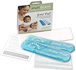 Image: SmartChoices Feme Pad | specially designed for expectant and new mothers to support their changing needs | gives instant relief from vaginal irritations and inflamed hemorrhoids