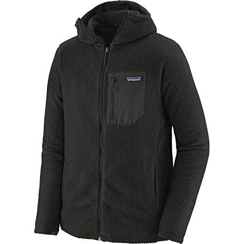 Patagonia M's R1 Air Full-Zip Hoody Sweatshirt für Herren M Schwarz
