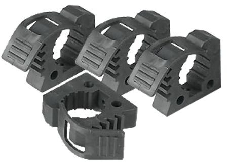 BILLET4X4 Quick FIST Rubber Clamps for Off-Road Vehicles – 4 Pack (Small)