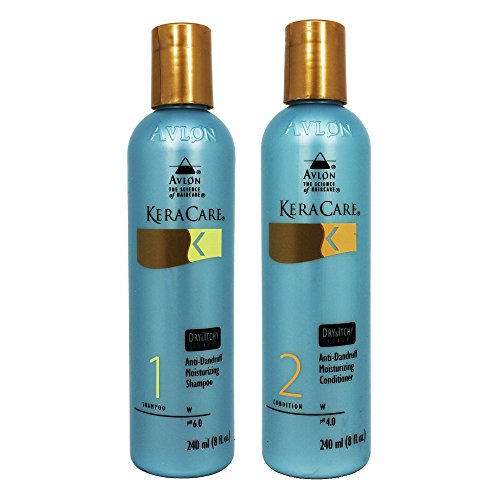 Avlon Keracare Dry Itchy Scalp Shampoo and Conditioner Set