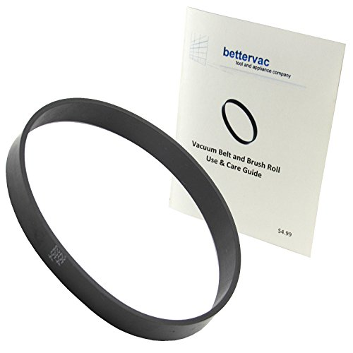 Bissell PowerForce Compact Lightweight & Easy Vac Vacuum Belt #1604895 Bundled with Vacuum Belt Use & Care Guide