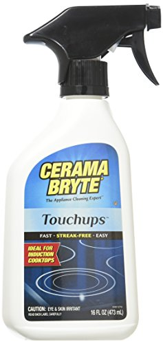2 Pack Cerama Bryte Touchups Ceramic Cooktop Cleaner Trigger Spray 16 oz Each