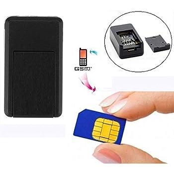 CAM 360 SAFETYNET GSM 2 Way Auto Answer Dial Hidden Audio Sim Card Spy Ear Bug