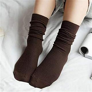 Lfhing 10//20//50 paia di calzini da donna elastici alla caviglia corti eleganti sottili traspiranti per donna 10 Pairs Nero