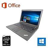 大容量 SSD512GB【Microsoft Office 2016搭載】【Win 10搭載】Lenovo ThinkPad X250 第5世代Core i55300U 大容量メモリ8GB・SSD512GB搭載bluetooth/12.1型ワイド液晶/USB 3.0無線LAN搭載