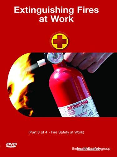 Extinguishing Fires At Work