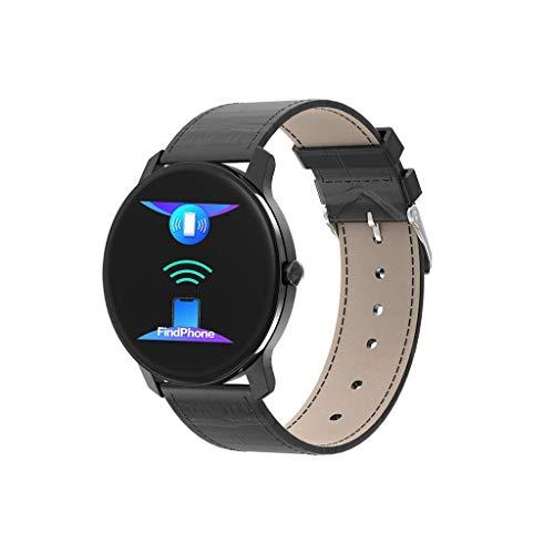 YAALO Smart Watch, IP67 Waterdichte Fitness Tracker Met Hartslag Bloeddruk Slaapmonitor Mannen Vrouwen Stappenteller Calorie Counter Sport Smartwatch