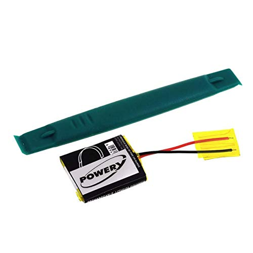 Akku für Apple iPOD Shuffle G2 1GB, 3,7V, Li-Polymer